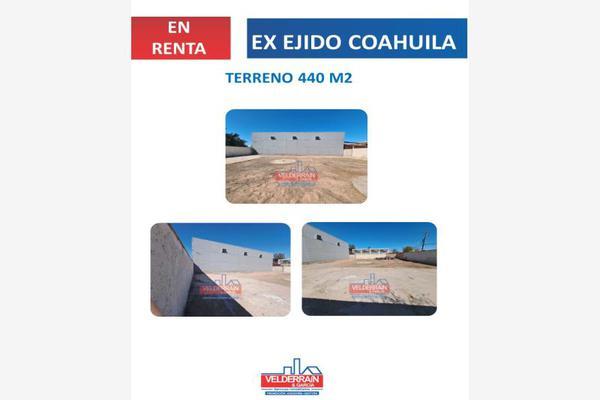 Foto de terreno comercial en renta en callejon cuatro cienegas 910, ex ejido coahuila, mexicali, baja california, 19656578 No. 01