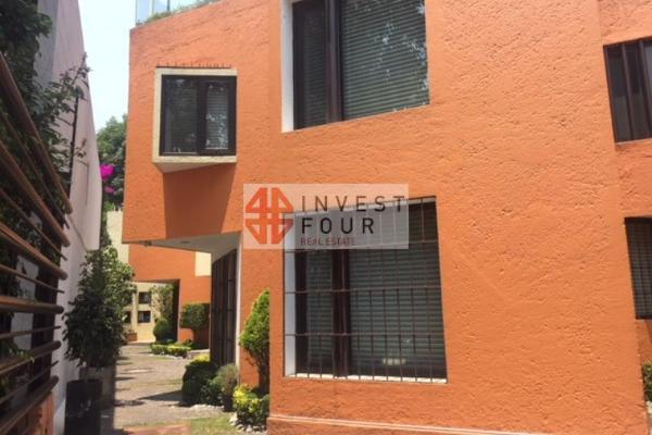 Foto de casa en venta en callejón de las flores, linda casa en privada de 182 m2 en venta 0, barrio san francisco, la magdalena contreras, df / cdmx, 5338436 No. 01