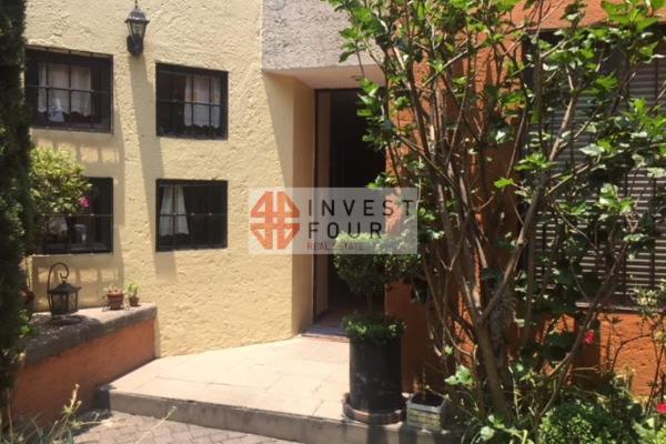 Foto de casa en venta en callejón de las flores, linda casa en privada de 182 m2 en venta 0, barrio san francisco, la magdalena contreras, df / cdmx, 5338436 No. 02