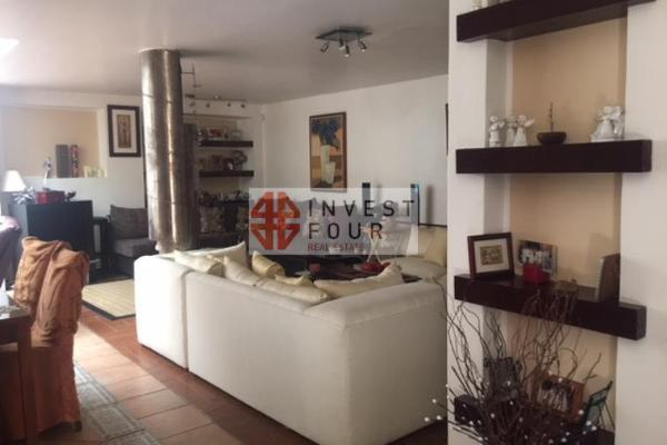 Foto de casa en venta en callejón de las flores, linda casa en privada de 182 m2 en venta 0, barrio san francisco, la magdalena contreras, df / cdmx, 5338436 No. 03