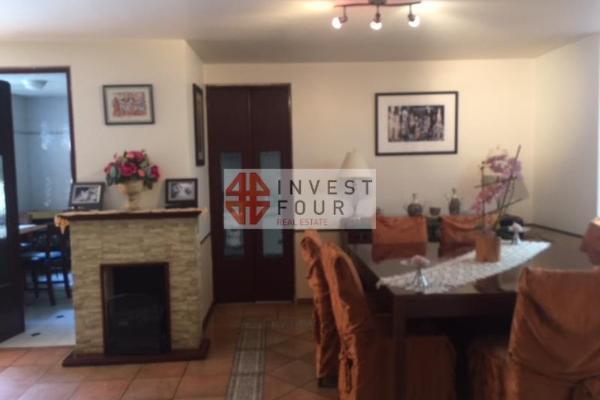 Foto de casa en venta en callejón de las flores, linda casa en privada de 182 m2 en venta 0, barrio san francisco, la magdalena contreras, df / cdmx, 5338436 No. 04