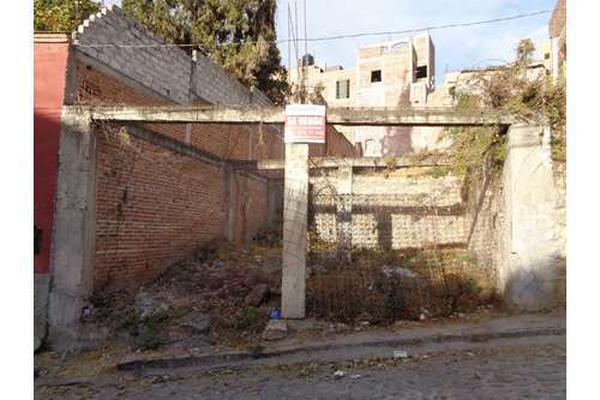 Foto de terreno habitacional en venta en callejón del atascadero , san miguel de allende centro, san miguel de allende, guanajuato, 4671410 No. 02