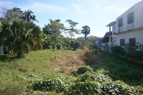 Foto de terreno habitacional en venta en callejon san pedro 100, boquerón (san pedro), centro, tabasco, 8853812 No. 03