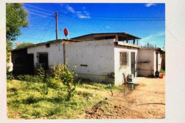 Foto de terreno habitacional en venta en callejon sinaloa entre calles 1 y 2 mitad norte del lote numero 8 de la manzana 511 107 , sonora, san luis río colorado, sonora, 12815350 No. 01