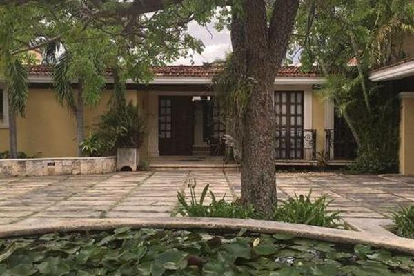 Foto de casa en venta en  , callejones de chuburna, mérida, yucatán, 7860132 No. 01