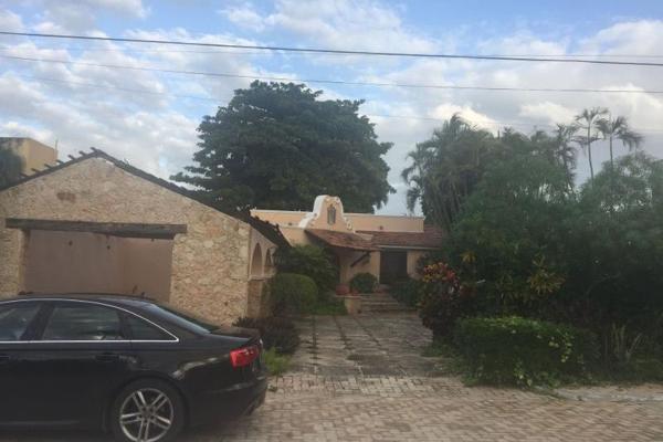 Foto de casa en venta en  , callejones de chuburna, mérida, yucatán, 7861260 No. 01