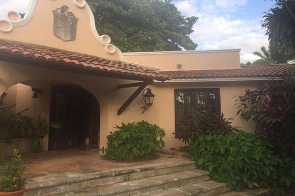 Foto de casa en venta en  , callejones de chuburna, mérida, yucatán, 7861260 No. 02