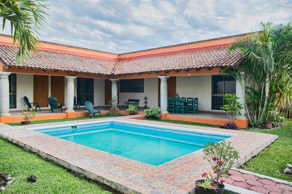 Foto de casa en renta en calzada campestre , tetecalita, emiliano zapata, morelos, 3096422 No. 01