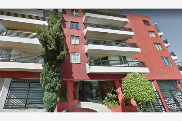 Foto de departamento en venta en calzada charreria 12, colina del sur, álvaro obregón, df / cdmx, 11429778 No. 01
