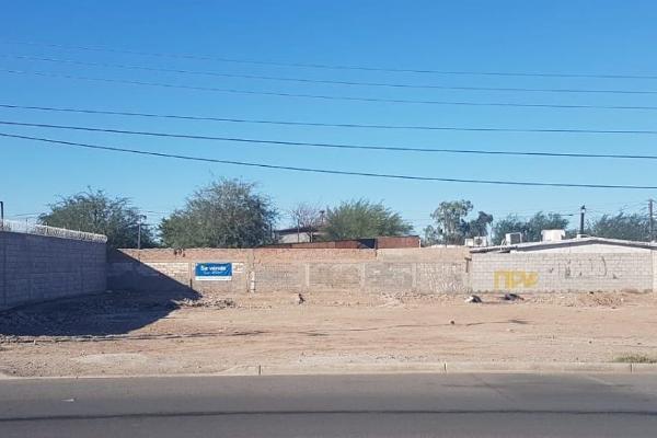 Foto de terreno habitacional en venta en calzada continente europeo , desarrollo urbano orizaba sur, mexicali, baja california, 5920928 No. 01
