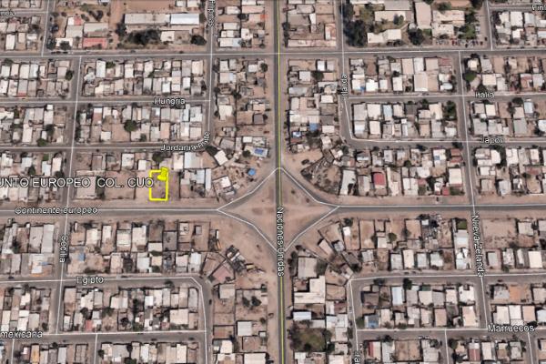 Foto de terreno habitacional en venta en calzada continente europeo , desarrollo urbano orizaba sur, mexicali, baja california, 5920928 No. 05