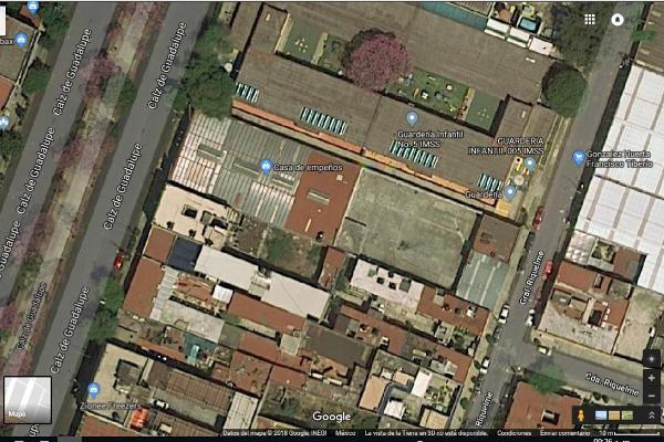 Foto de bodega en venta en calzada de guadalupe , 7 de noviembre, gustavo a. madero, df / cdmx, 5639767 No. 01