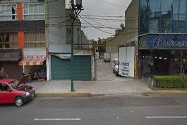 Foto de terreno habitacional en venta en calzada de guadalupe , valle gómez, cuauhtémoc, df / cdmx, 19847649 No. 01