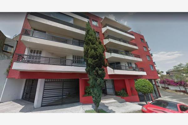 Foto de departamento en venta en calzada de la charreria 12, colina del sur, álvaro obregón, df / cdmx, 10206232 No. 01