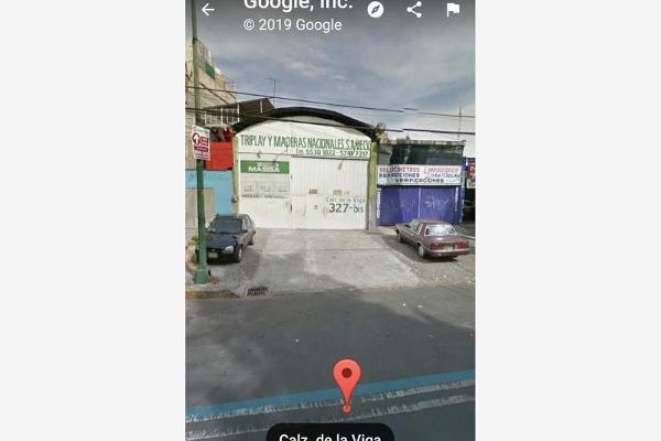 Foto de terreno habitacional en venta en calzada de la viga 327, santa anita, iztacalco, df / cdmx, 6209483 No. 04