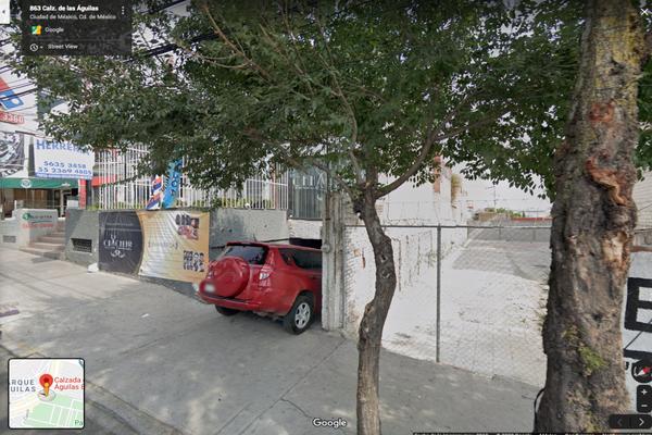 Foto de terreno habitacional en renta en calzada de las águilas , las águilas, álvaro obregón, df / cdmx, 18406623 No. 01
