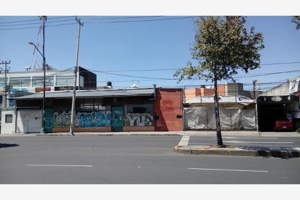 Foto de terreno habitacional en renta en calzada de las bombas 100, el parque de coyoacán, coyoacán, distrito federal, 5686242 No. 01