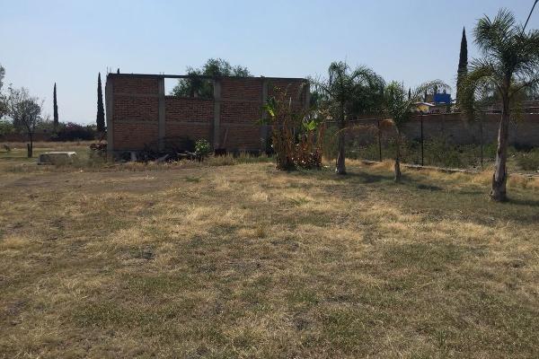 Foto de terreno habitacional en venta en calzada de los pinos , jardines de la calera, tlajomulco de zúñiga, jalisco, 5311675 No. 04