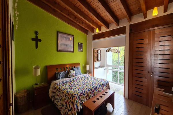 Foto de casa en condominio en venta en calzada de santa maría , valle de bravo, valle de bravo, méxico, 20055450 No. 07