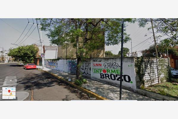 Foto de terreno habitacional en venta en calzada de tlalpan 1640, ermita, benito juárez, df / cdmx, 0 No. 06