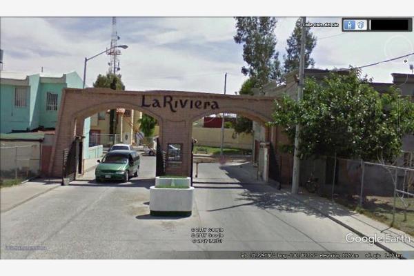 Foto de casa en venta en calzada del rio 10005, la riviera, juárez, chihuahua, 5373936 No. 01