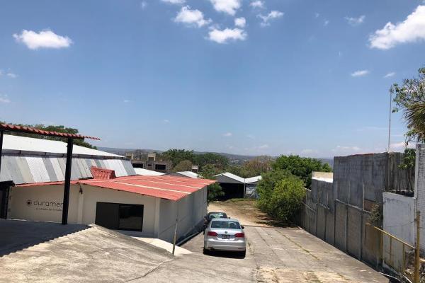 Foto de terreno comercial en venta en calzada emiliano zapata 210, loma bonita, tuxtla gutiérrez, chiapas, 6166872 No. 01