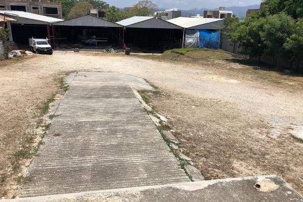 Foto de terreno comercial en venta en calzada emiliano zapata 210, loma bonita, tuxtla gutiérrez, chiapas, 6166872 No. 03
