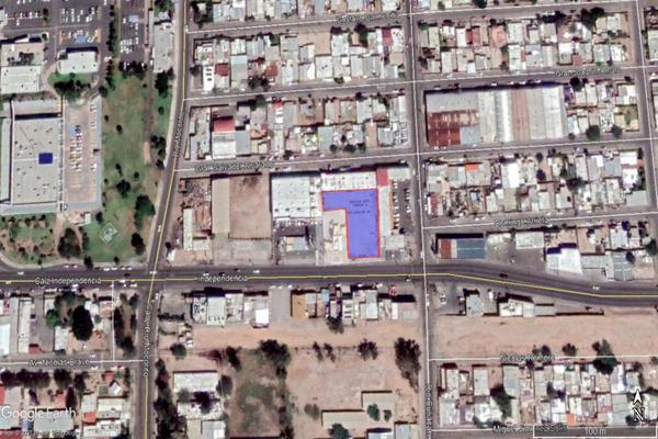 Foto de terreno comercial en renta en calzada indeoendencia , josué molina, mexicali, baja california, 19080600 No. 04