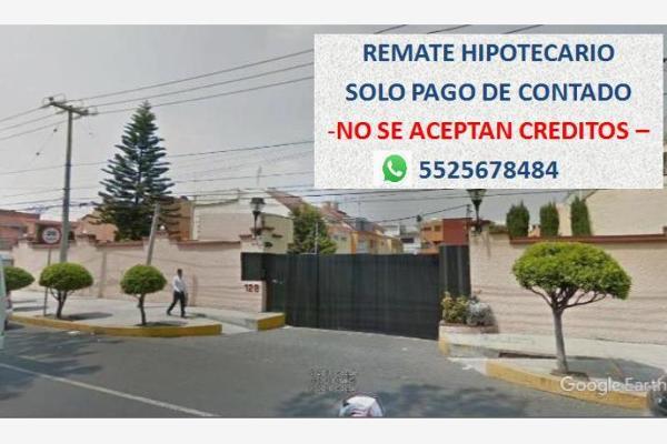 Foto de casa en venta en calzada las bombas 128, ex-hacienda coapa, coyoacán, df / cdmx, 6188346 No. 01