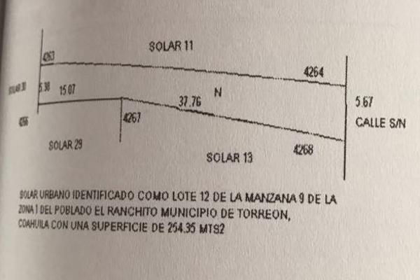 Foto de terreno comercial en renta en calzada ma. montesori , el ranchito, torreón, coahuila de zaragoza, 3090207 No. 05