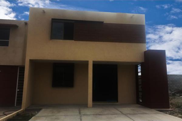 Foto de casa en venta en calzada manantiales 9, quinta manantiales, ramos arizpe, coahuila de zaragoza, 5306729 No. 01