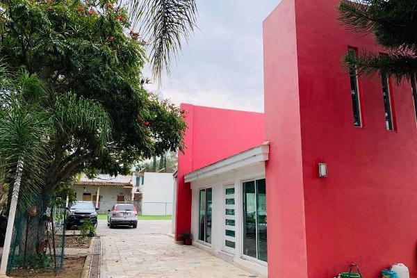 Foto de casa en venta en calzada nogales 23, jardines de la calera, tlajomulco de zúñiga, jalisco, 13384707 No. 01