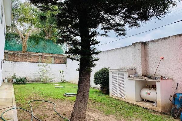 Foto de casa en venta en calzada nogales 23, jardines de la calera, tlajomulco de zúñiga, jalisco, 13384707 No. 08