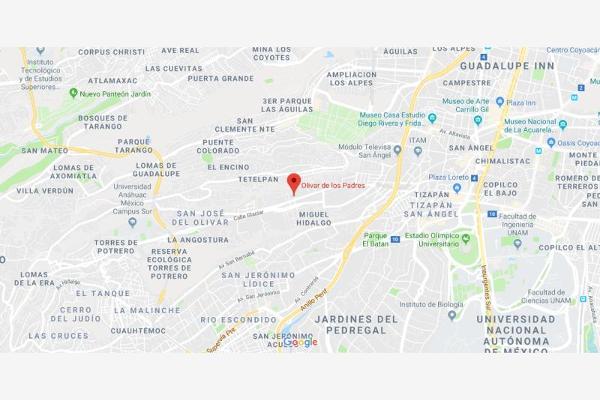 Foto de departamento en venta en calzada olivar de los padres 957, olivar de los padres, álvaro obregón, df / cdmx, 5437214 No. 02