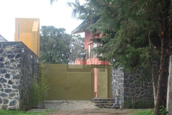 Foto de terreno habitacional en venta en calzada. san felipe (prolongación río hondito) , río hondito, ocoyoacac, méxico, 5769100 No. 06