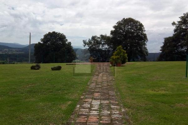 Foto de terreno habitacional en venta en calzada. san felipe (prolongación río hondito) , san miguel, ocoyoacac, méxico, 5769100 No. 04