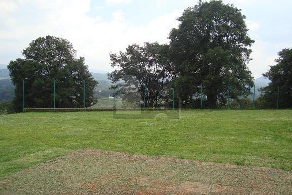 Foto de terreno habitacional en venta en calzada. san felipe (prolongación río hondito) , san miguel, ocoyoacac, méxico, 5769100 No. 06