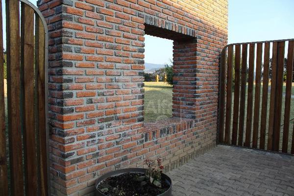 Foto de terreno habitacional en venta en calzada. san felipe (prolongación río hondito) , san miguel, ocoyoacac, méxico, 5769100 No. 15