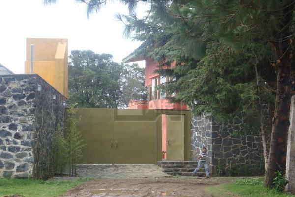 Foto de terreno habitacional en venta en calzada. san felipe (prolongación río hondito) , san miguel, ocoyoacac, méxico, 5769100 No. 17