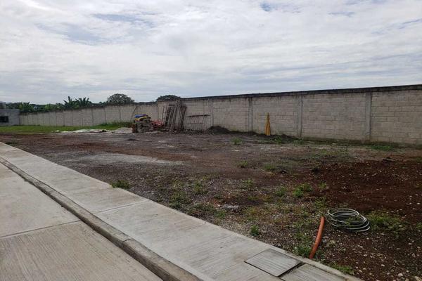 Foto de terreno habitacional en venta en calzada tlacotengo s/n , tlacotengo i, fortín, veracruz de ignacio de la llave, 15225817 No. 01