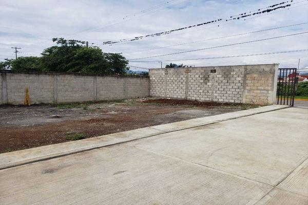 Foto de terreno habitacional en venta en calzada tlacotengo s/n , tlacotengo i, fortín, veracruz de ignacio de la llave, 15225817 No. 05