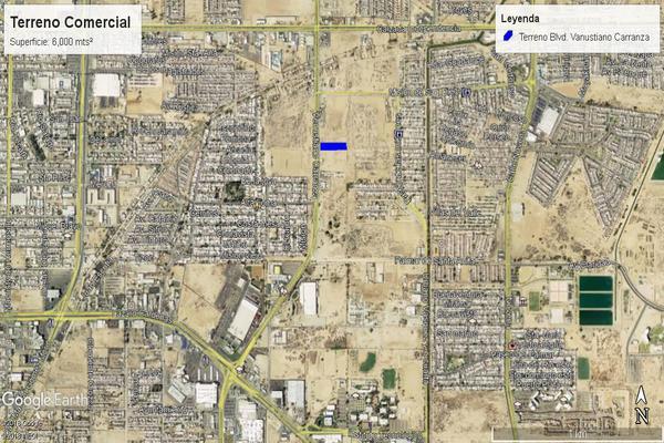 Foto de terreno comercial en renta en calzada venustiano carranza , plutarco elías calles, mexicali, baja california, 9230642 No. 02