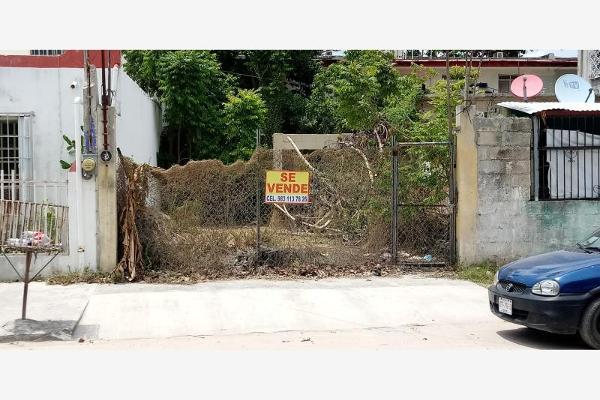 Foto de terreno habitacional en venta en calzada veracruz 378-b1, veracruz, othón p. blanco, quintana roo, 8868793 No. 01