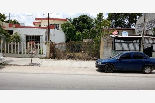 Foto de terreno habitacional en venta en calzada veracruz 378-b1, veracruz, othón p. blanco, quintana roo, 8868793 No. 02
