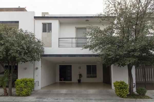 Foto de casa en venta en  , calzadas anáhuac, general escobedo, nuevo león, 14037982 No. 01
