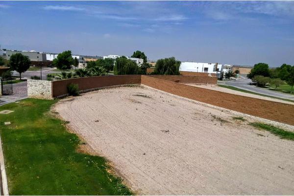 Foto de terreno habitacional en venta en camaleones 01, las villas, torreón, coahuila de zaragoza, 5397182 No. 01