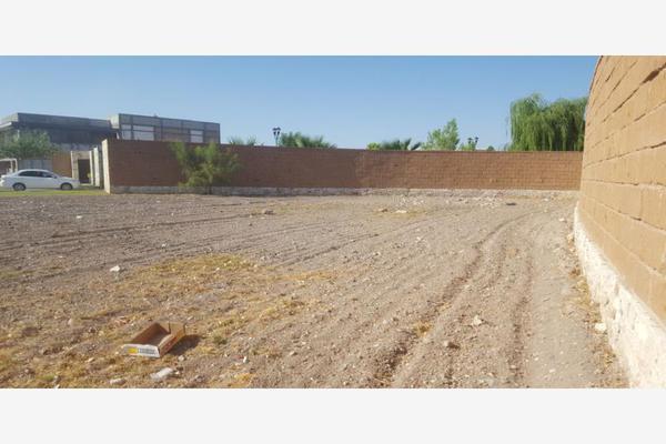 Foto de terreno habitacional en venta en camaleones 01, las villas, torreón, coahuila de zaragoza, 5397182 No. 05