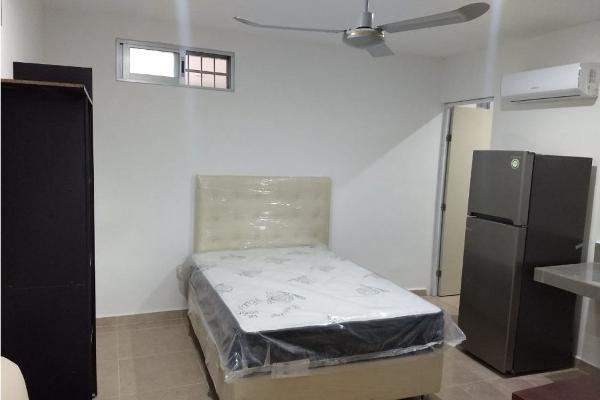 Foto de departamento en renta en  , camara de comercio norte, mérida, yucatán, 10017356 No. 01