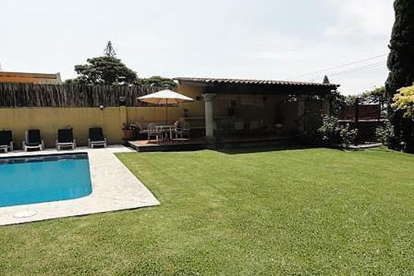 Foto de casa en venta en camelia , loma linda, cuernavaca, morelos, 5843596 No. 39