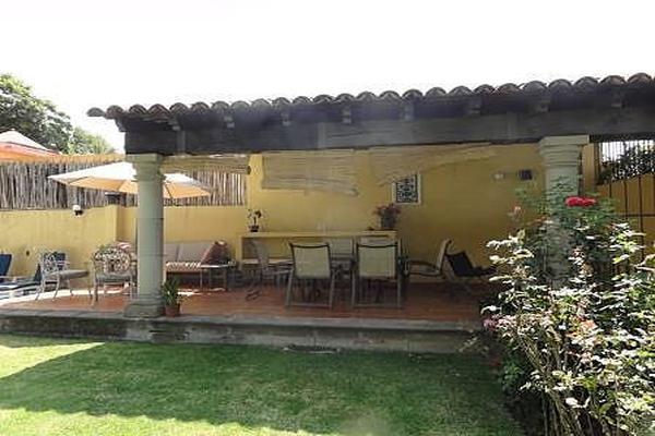 Foto de casa en venta en camelia , loma linda, cuernavaca, morelos, 5843596 No. 40